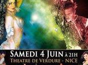 Best Bellydance Show Théâtre Verdure Nice