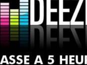 Après Spotify, Deezer limite l'écoute gratuite musique