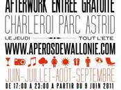 Apéro Wallonie jeudi Charleroi!!!