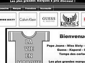 marque vêtements marques prix discount