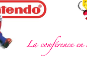 Conférence Nintendo Live