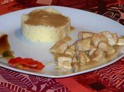 Blancs poulet sauce miel vinaigre balsamique