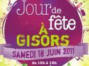 Jour fête Gisors samedi juin.
