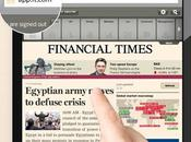 Financial Times fait transition vers HTML5