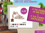 Bons plans halle chaussures!