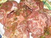 Méchoui d'agneau vapeur légumes