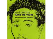 Frontières. Rage vivre René Depestre