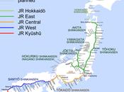 Osaka-Kagoshima shinkansen