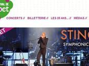 Festival Poupet Sting pour nous