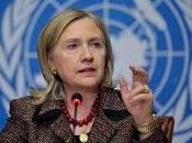 Hillary Clinton l'ONU?