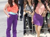 Look Stars Nicole Scherzinger Cheryl Cole (Fashion Fight)