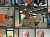 rencontre avec poète allemand Volker Braun