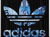 Adidas graffeurs l'honneur