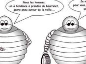 L'avis Héros Bibendum Michelin