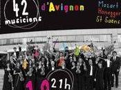 Concert Orchestre Lyrique Région Avignon Provence
