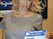 Pamela Anderson soutien Brigitte Bardot