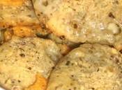 Biscuits croustillants, Parfumés, pépites Fromage moelleux fondants
