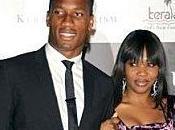 mariage Didier Drogba Lala Diakite