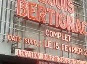 Louis Bertignac l'Olympia