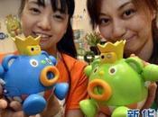 jouets écologiques l'honneur Tokyo!