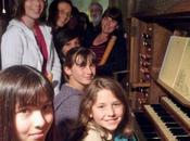 Orgue, flûte trompette pour fêter musique Nantua (Ain)