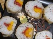Makis Sushis canard mangue