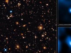 Chandra permet découverte nombreux trous noirs supermassifs sein l'Univers jeune