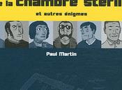 mystère chambre stérile Paul Martin