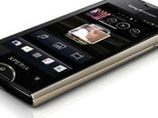 Nouveaux Sony Ericsson Xperia Ray, Active