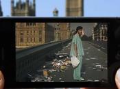 Réalité Augmentée retrace quelques scènes cultes Cinéma