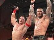 John Cena Randy Orton unissent leurs forces