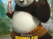 KUNG PANDA film d'animation Jennifer