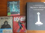 [Arrivage Blu-ray] Tron Legacy, Kick-Ass, District Robin Hood Collector Steelbook #Allemagne