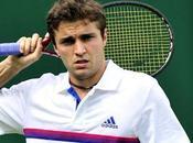 Wimbledon Simon Monfils mordent gazon