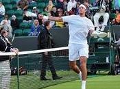 Wimbledon: Potro persuadé battre Nadal