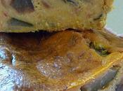 Cake ratatouille pour Ronde inter blog