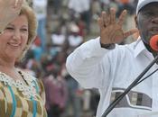 Lutte contre SIDA pauvreté infantile combats Dominique Ouattara
