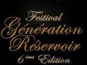 Festival Génération Réservoir 6ème édition