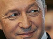 Laurent Fabius, Député Président CREA soutient candidature Martine Aubry