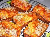 Petits Cakes salés légers fromage blanc