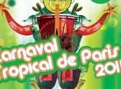 Carnaval tropical ,dimanche juillet Champs ELysées