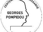 poste celèbre 100e anniversaire naissance georges pompidou