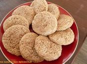 biscuits moelleux épices