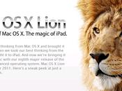 Lion demain l'AppStore
