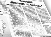 Outing Secrétaire National l'UMP accuse canard enchaîné d'avoir révélé homosexualité