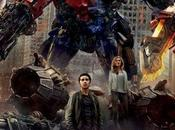 Transformers Face Cachee Lune Michael avec Shia Labeouf