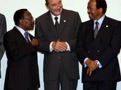 mémoires africaines Jacques Chirac