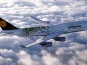 Lufthansa biocarburant entre Francfort Hambourg…