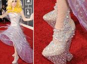Retrospective pire chaussures Lady GaGa