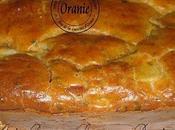 Cake poivrons/surimi basilic